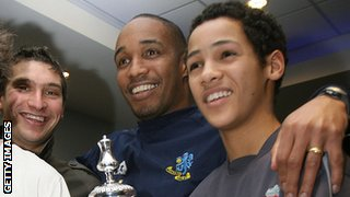 Paul and Thomas Ince