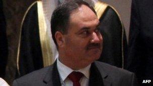 Rafie al-Issawi (file)