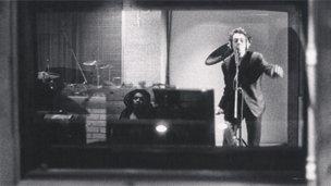 Don Letts and Joe Strummer