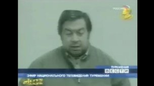 Boris Shikhmuradov&#039;s televised confession