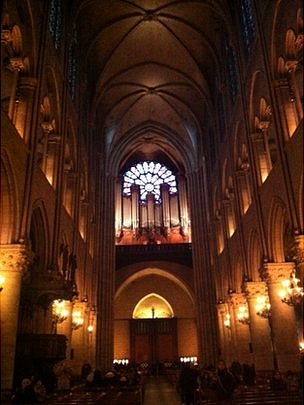 Notre Dame, Paris