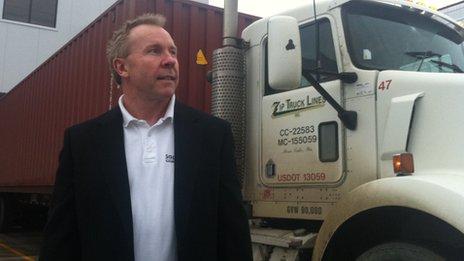 Steve Swanton, head of SGL Automotive Carbon Fiber