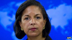 Susan Rice, file photo