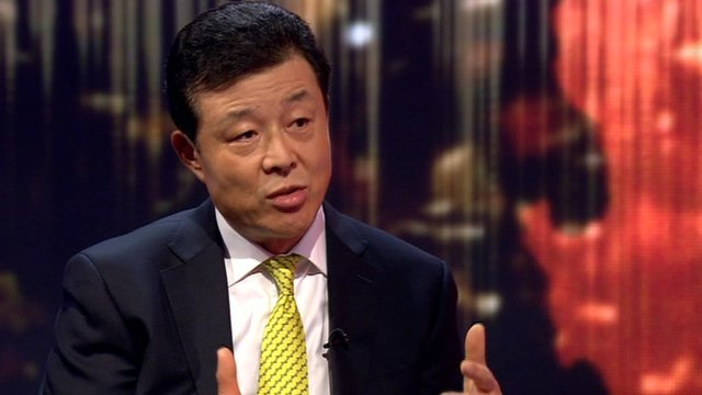 Ambassador Liu Xiao Ming