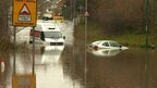 Flooding in Bestwood Village