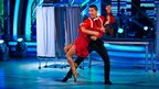 Louis Smith performs the Charleston