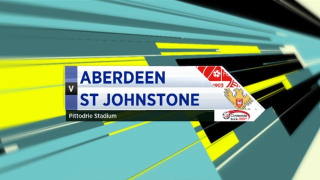 Highlights - Aberdeen 2-0 St Johnstone