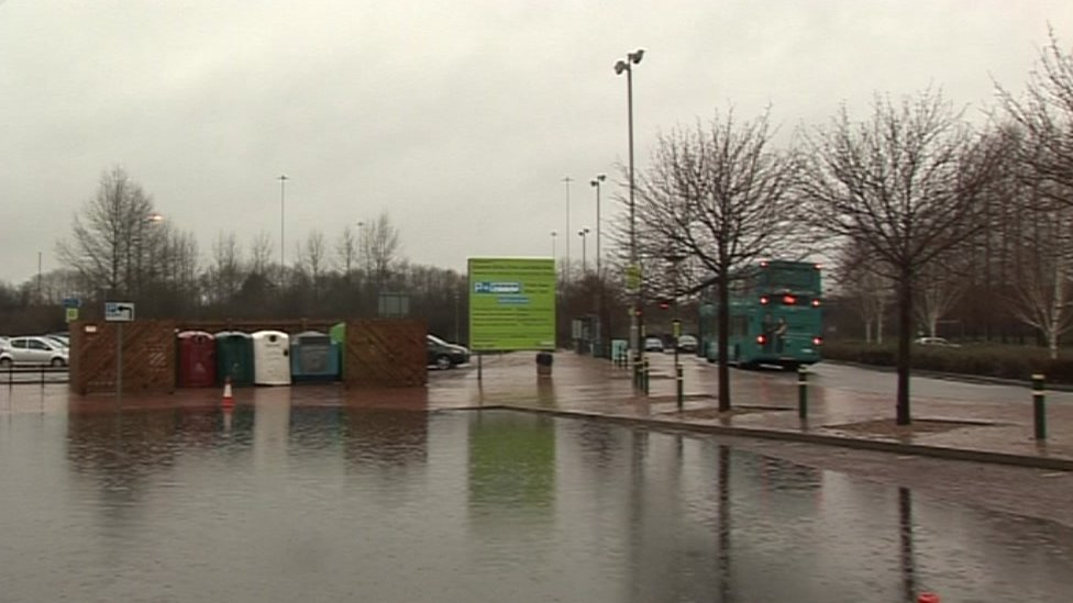 bbc news in pictures flooding disrupts travel in east. Black Bedroom Furniture Sets. Home Design Ideas