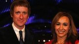 Bradley Wiggins and Jessica Ennis