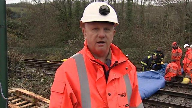 Steve Hawkins of Network Rail