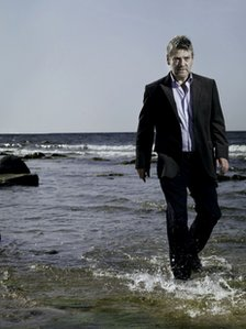 Wallander played by Kenneth Branagh