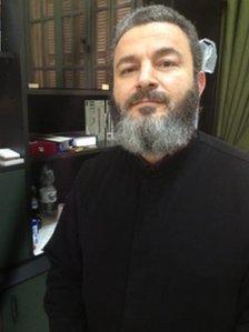 Bishop Ishak Barakat