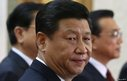 Xi Jinping, front, and Li Keqiang, right