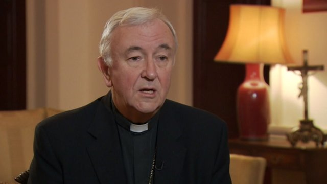 Archbishop of Westminster Vincent Nichols