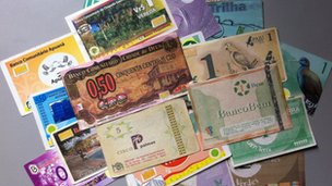 Brazilian social currencies