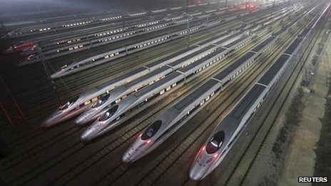 64939248 64939243 China opens worlddan#039;s longest high speed rail route