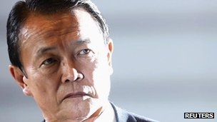 Taro Aso, 26 December