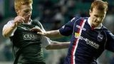 Hibs toiled against a well-organised Ross County side