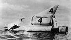 Utility submarine Thunderbird 4