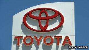 A Toyota dealership in North Hollywood, California (file pic)