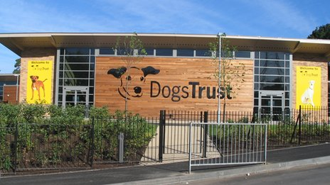 Dogs Trust Uddingston Centre