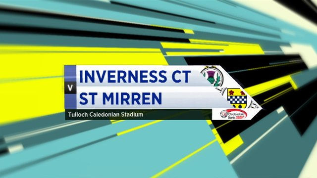 Highlights - Inverness CT 2-2 St Mirren