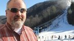 Chris Bates, general manager of Cataloochee Ski Area