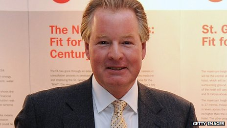 David Sheepshanks