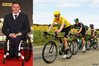 David Weir and Bradley Wiggins
