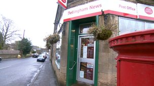 Bellingham Post Office