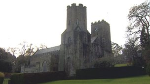 St Germans Priory