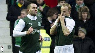 Griffiths celebrates
