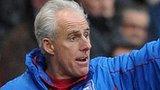 Ipswich boss Mick McCarthy