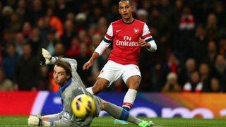 Arsenal v Newcastle