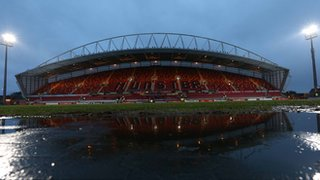 Rain-soaked Thomond Park
