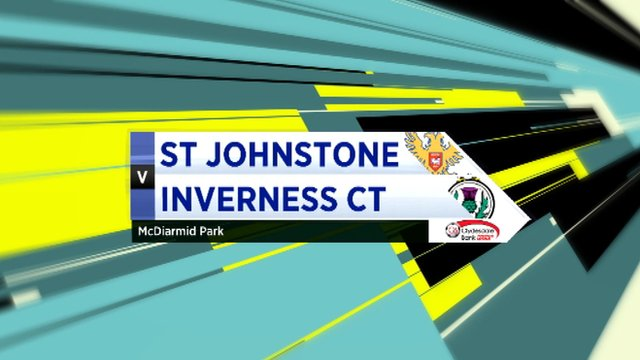 Highlights - St Johnstone 0-0 Inverness CT