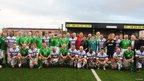 Northern Ireland Legends v QPR legends