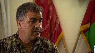 Brigadier General Sherin Shah