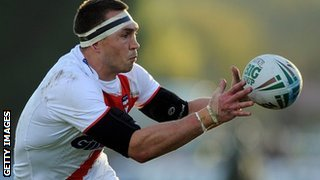 Rugby World Cup - Kevin Sinfield