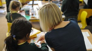 Teacher morale 'dangerously low' suggests survey