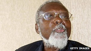 Former President Ange-Felix Patasse