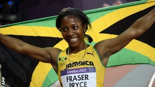 Shelley-Ann Fraser-Pryce