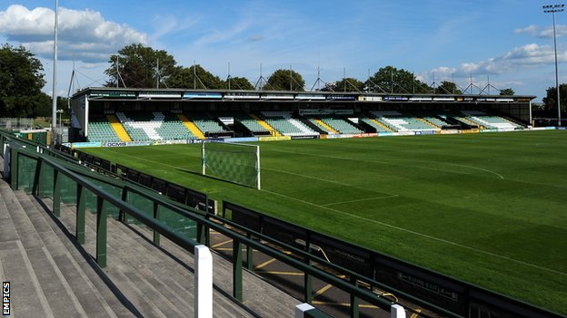 Huish Park