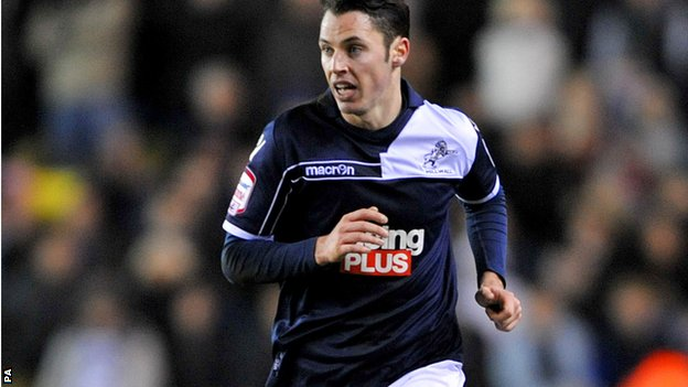 Adam Smith Millwall