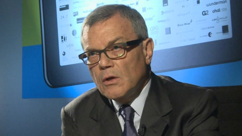 Sir Martin Sorrell
