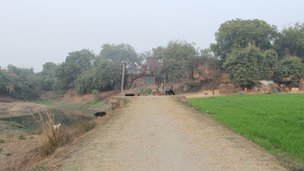 Village in UP