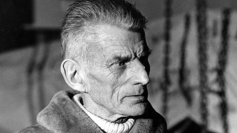 Samuel Beckett at the BBC, 1977