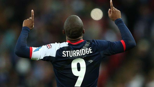 Liverpool signing Daniel Sturridge