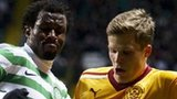 Efe Ambrose and Henrik Ojamaa