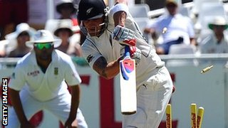 New Zealand batsman Brendon McCullum